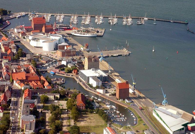 Stralsund - Bildergalerien / Hafen