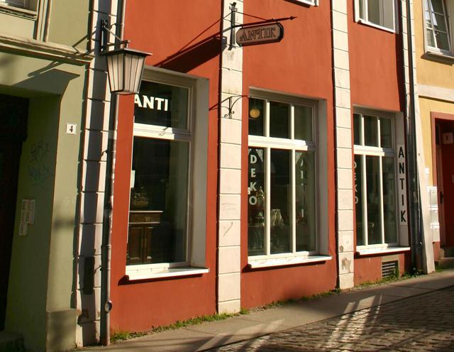 Stralsund - Einkaufen / Wohnen, Einrichten / Antik & Deko