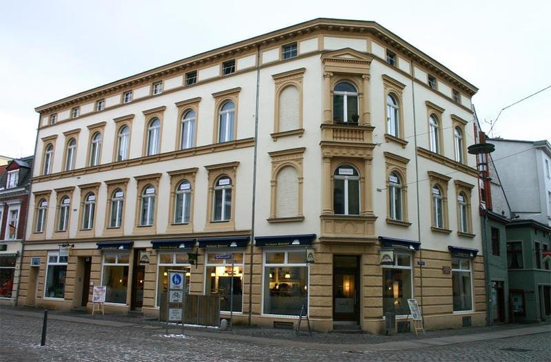 Stralsund einkaufen essen trinken genuss for Kuchen stralsund