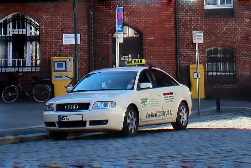 Taxi Drews Stralsund Stralsund