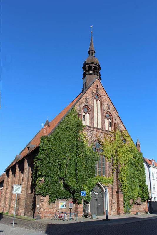 Heilgeistkirche Stralsund
