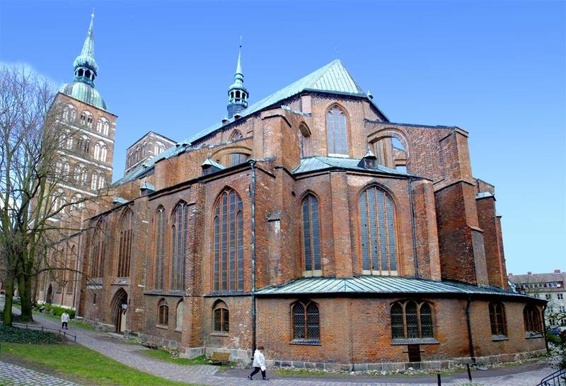 St Nikolai Stralsund