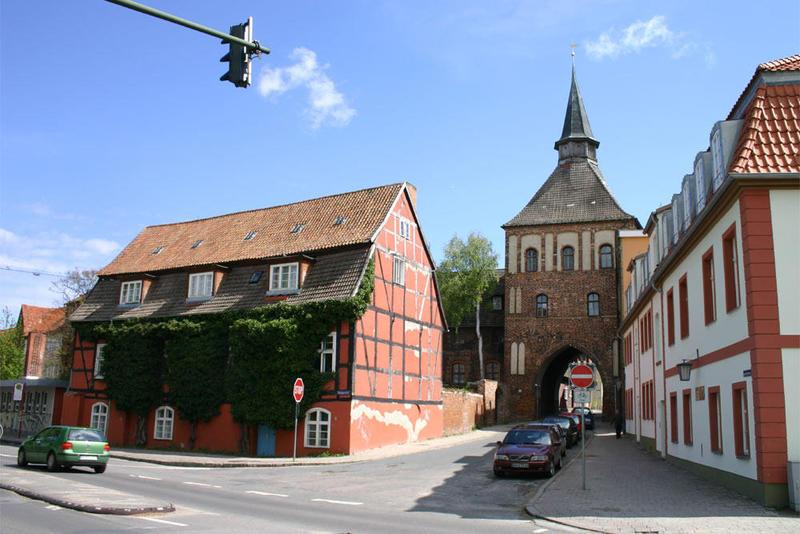 Bushaltestellen Stralsund