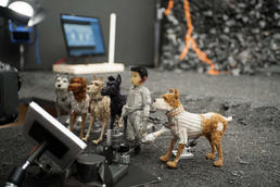 Film Isle of Dogs - Ataris Reise